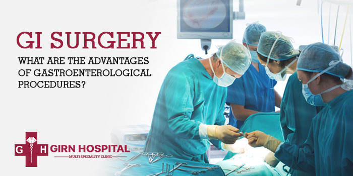 GI Surgery – What are the advantages of gastroenterological procedures?